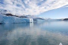 De Gletsjer van Upsala Royalty-vrije Stock Afbeeldingen