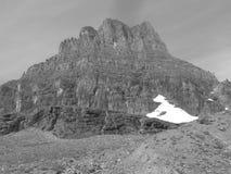 De gletsjers zullen smelten royalty-vrije stock foto's