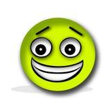 De glimlach! Stock Foto's