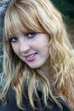 De glimlach Stock Foto's