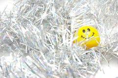 De glimlach van Kerstmis Stock Fotografie