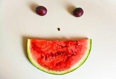 De glimlachen van de zomer Royalty-vrije Stock Afbeelding