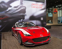 2015 de Globale mx-5 Kop van Mazda (Miata) Royalty-vrije Stock Afbeelding