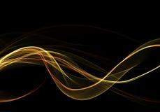 De gloed van het neon stock illustratie