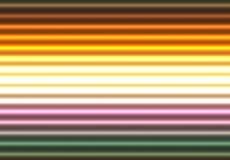 De gloeiende Samenvatting van Neonlichten vector illustratie