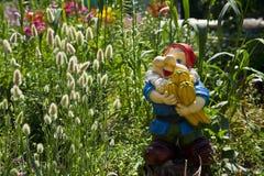 De gnoom van de tuin Royalty-vrije Stock Afbeelding