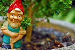 De gnoom van de tuin Royalty-vrije Stock Foto's