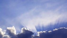 De god is daar Achter! Royalty-vrije Stock Foto