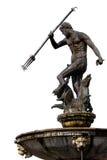 De God van Neptunus van het Overzees stock foto's