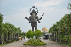 De goddelijke olifant Stock Afbeeldingen