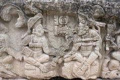 De Goden en Deamons van Manyan Royalty-vrije Stock Afbeeldingen