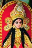 De godin van Durga Royalty-vrije Stock Afbeeldingen