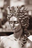 De godin van liefde Aphrodite (Venus) Stock Afbeeldingen