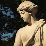 De godin van liefde Aphrodite (Venus) royalty-vrije stock afbeelding
