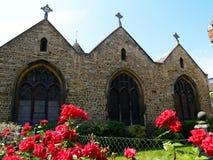De godsdienstige bouw, kerk. Stock Foto