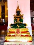 De godsdienstvrijheid van Boedha van tempel Thailand Royalty-vrije Stock Afbeelding