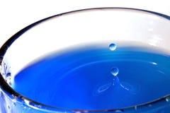 De goede textuur van de watermotie (voor behang en achtergrond) Stock Afbeelding
