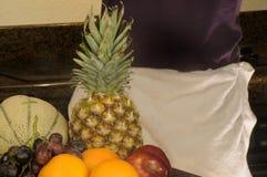 De Goedheid van het fruit Stock Fotografie