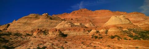 De Golf, Coyotebutte, Kanab, Utah Stock Foto's
