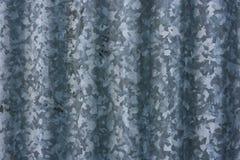 De golf Oppervlakte van het Metaal royalty-vrije stock afbeelding