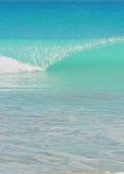De Golf van Aqua Stock Afbeeldingen