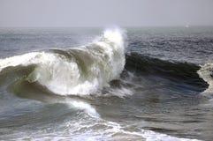 De Golf van het onweer Royalty-vrije Stock Afbeeldingen