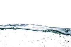 De golf van het water Stock Afbeelding