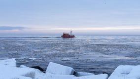 De Golf van Riga Stock Foto