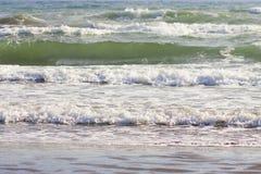 De golven Royalty-vrije Stock Afbeelding