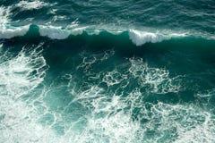 De golven Royalty-vrije Stock Afbeeldingen