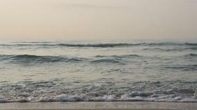 De golven van het overzees Royalty-vrije Stock Afbeeldingen