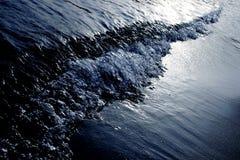 De golven van het water Stock Afbeelding