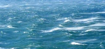 De golven van Marseille Stock Foto