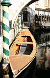 De gondel van Venetië royalty-vrije stock foto