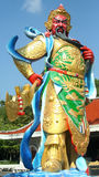 De Gong van Guan Stock Afbeeldingen