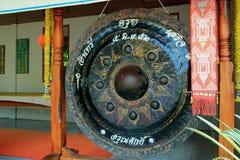 De Gong van Thailand Royalty-vrije Stock Foto's