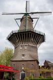 De Gooyer Windmill à Amsterdam Photos stock
