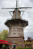 De Gooyer Windmill in Amsterdam Stockfotos