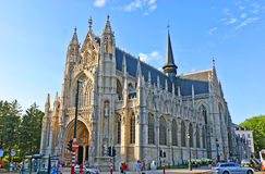 De Gotische Kerk Royalty-vrije Stock Fotografie