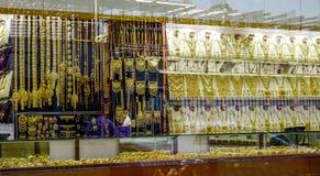 De Gouden Bazaar van Doubai stock foto's