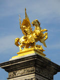 De Gouden Bekendheid Royalty-vrije Stock Afbeeldingen
