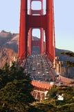 De gouden brug van de Poort Royalty-vrije Stock Fotografie