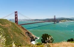 De gouden Brug van de Poort - San Francisco Royalty-vrije Stock Foto's