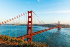 De gouden Brug van de Poort, San Francisco Stock Foto's