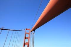 De gouden Brug van de Poort, San Francisco Royalty-vrije Stock Fotografie