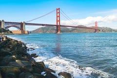 De gouden Brug van de Poort, San Francisco Royalty-vrije Stock Foto's