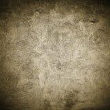 De gouden concrete muur van Grunge Royalty-vrije Stock Foto