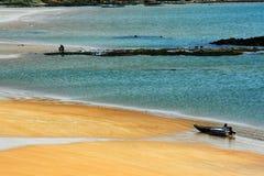 De gouden kust Royalty-vrije Stock Fotografie