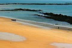 De gouden kust Royalty-vrije Stock Foto