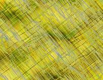 De Gouden MetaalAchtergrond van Grunge Stock Afbeelding